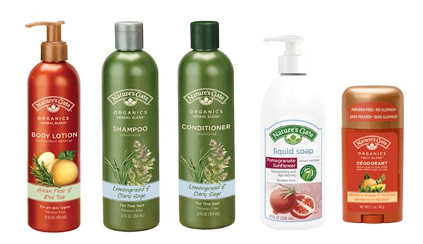 Nature's Gate Personal Care Products